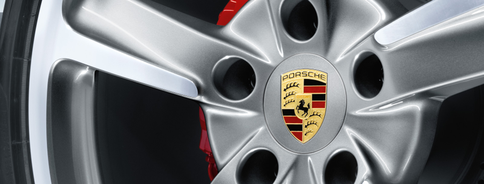 Eine runde Sache: der Porsche Räderservice.